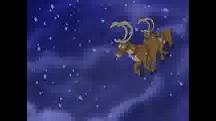 вълшебната Коледа На Франклин
