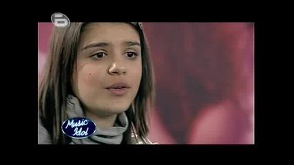 Music Idol 3 - Талантливата Катерина Ефтимова