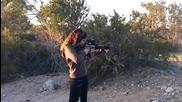 17 year old girl shooting Pof Ar 416