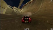 Trackmania 2 - Canyon Gameplay №6