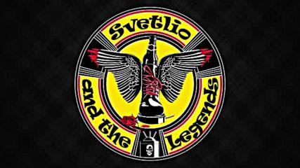 Svetlio & The Legends - Като слънце /live/