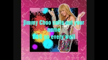 The Good Life Karaoke Version Hannah Montana Hq video