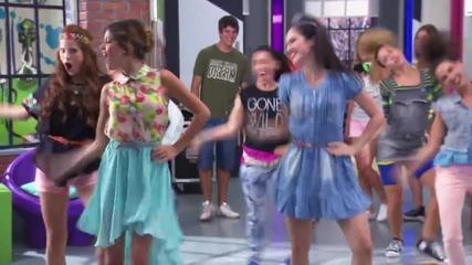 Violetta - Codigo Amistad