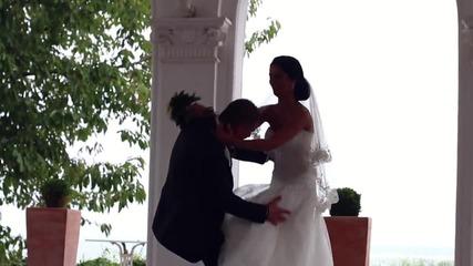 Много Смях:) Какво почувства младоженеца :))) Видеооператор Красимир Ламбов