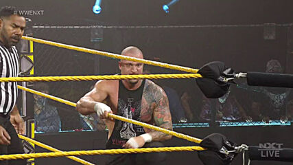 NXT Cruiserweight Champion Santos Escobar vs. Karrion Kross – No Disqualification Non-Title Match: WWE NXT, Feb. 24, 2021