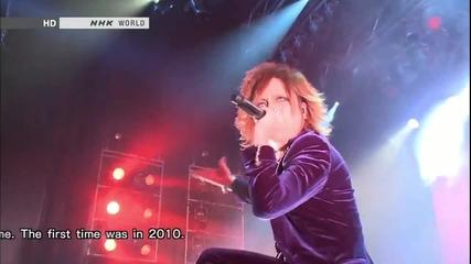 the Gazette - Derangement - Тhe 6th J-мelo Awards (live)