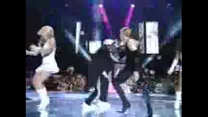 Мадона, Кристина И Бритни - Шоу