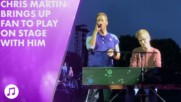 Everything to know about Coldplay's lucky fan pianist