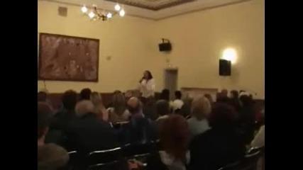 Деян Неделчев - Да Обгърнем Света - на живо - 2008