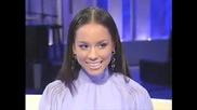 Прекрасната Alicia Keys На Гости На Tyra Banks