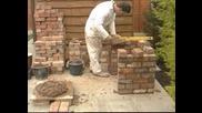 Как да издигнем зид от стандартни тухли - www.megahome.bg - Част I