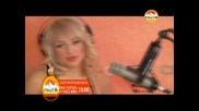 Съблечи блондинката - Моника успя да победи зрителите и остана по бикини