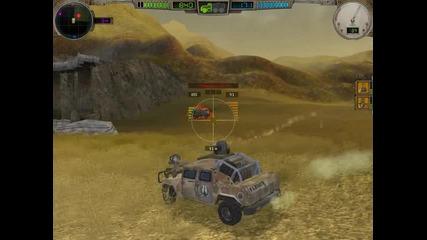 Еxmachina - Hard Truck Apocalypse mod - битки на арената 8
