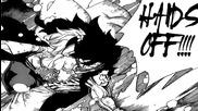 { Bg Sub } Fairy Tail Manga 396 - Air