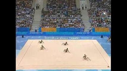 Българският Отбор По Худ. Гимнастика