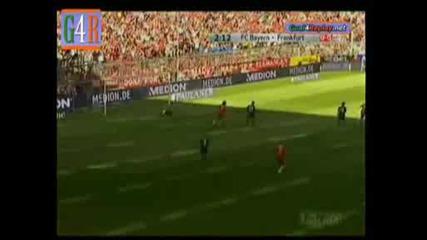 Frank Ribery - The Fantastic Goals