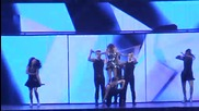 Violetta Live: 18. Сomo Quieres Барселона