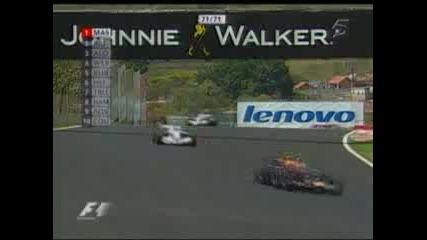 Formula 1 - Salida Del Gran Premio De Brasilia