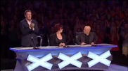 Cindy Chang, 42 ~ America's Got Talent 2011, Auditions