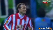 Атлетико (м) 0:0 Спортинг / Лига Европа /