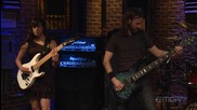 Tony Macalpine and band - The Kings Rhapsody (on Emgtv)