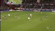 Уест Хям 1:1 Манчестър Юнайтед 08.02.2015