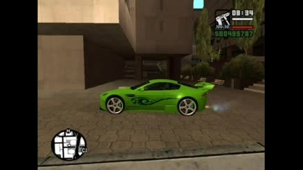 Grand Theft Auto:san Andreas - Gta