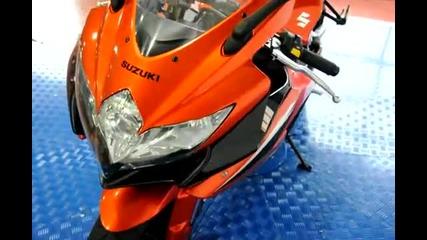 Suzuki Gsxr 600 Gsx 600 R 600 Cc K9 Gsxr600cc 600cc close ups