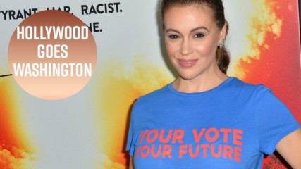 All the celebrities encouraging fans to vote in midterm elections