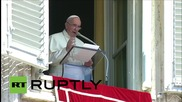 Ватикана: Папа Франциск проведе литургия за загиналите 71 имигранта