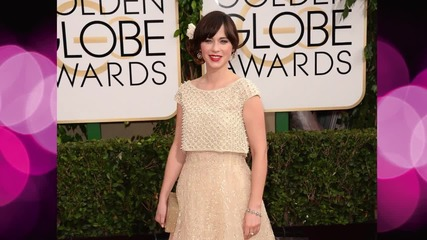 Zooey Deschanel Shares What She Hates About Being Pregnant on Jimmy Kimmel