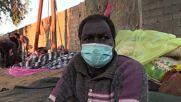 Libya: Migrants sleep outside Libya UNHCR centre as temperatures drop