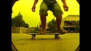 skate trick skels team