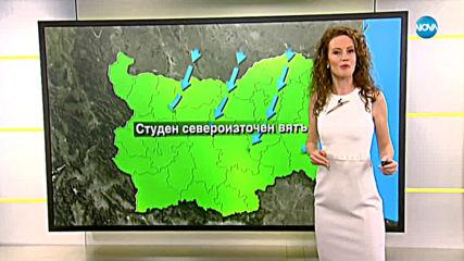 Прогноза за времето (19.02.2020 - сутрешна)