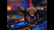 Judgment Day 2003 Stretcher Match Brock Lesnar vs The Big Show