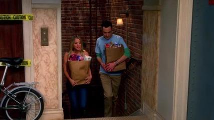 The Big Bang Theory - Season 7, Episode 2   Теория за големия взрив - Сезон 7, Епизод 2