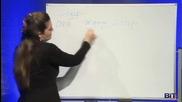 Аз уча английски език . Сезон 1, епизод 15 , урок 15 на български