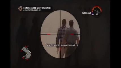 Meet the 3rd Street Sniper (tf2 and Saints Row 2 Mashup)