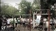 E F C - Street Workout Турнир - София 2012