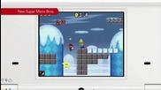 E3 2012: New Super Mario Bros. 2 - Iwata Asks - Two New Mario Games
