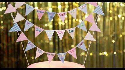 Katy Perry - Birthday (lyric Video) (субтитри)