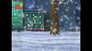 Оги и хлебарките - На Коледа