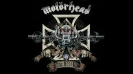 Motorhead - God Was Never On Your Side