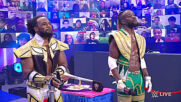 The New Day present major challenges to WWE Champion Bobby Lashley: Raw, June 21, 2021