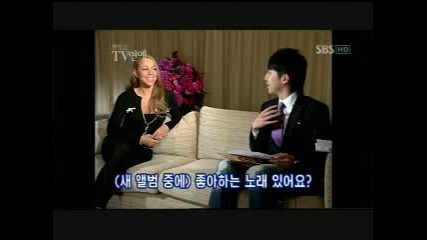 Mariah In Tokio On Sbstv Inreview 19 June