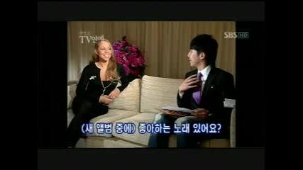 Mariah In Tokio On Sbstv Inreview 19 June