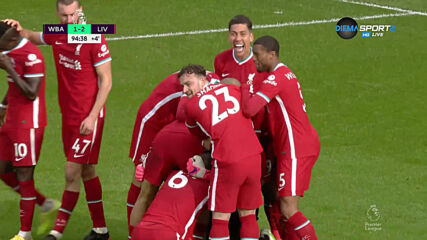Невероятна драма! Алисон спаси Ливърпул в 95-ата минута