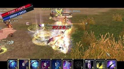Punisher - William 118 level Sun Blader Pvp Silkroad Hera