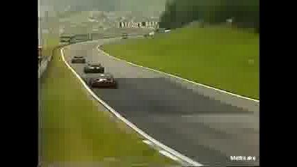 Niki Lauda F1 Overtakes