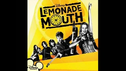 Lemonade mouth turn up the music Цялата песен